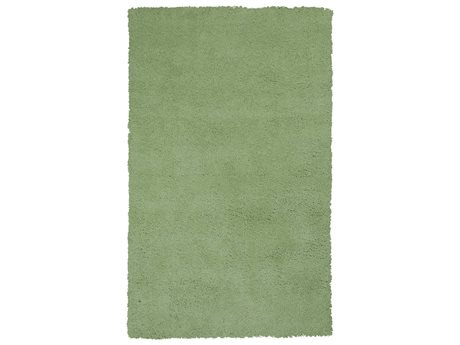 KAS Rugs Bliss Spearmint Green Area Rug KG1578