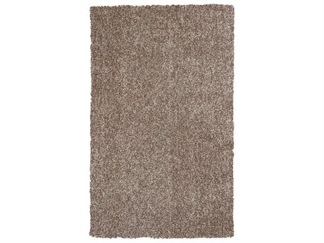 KAS Rugs Bliss Beige Heather Area Rug KG1581