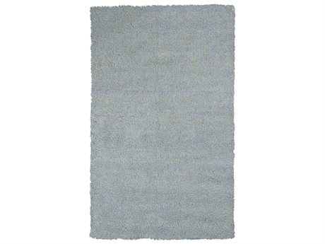 KAS Rugs Bliss Blue Heather Area Rug KG1582