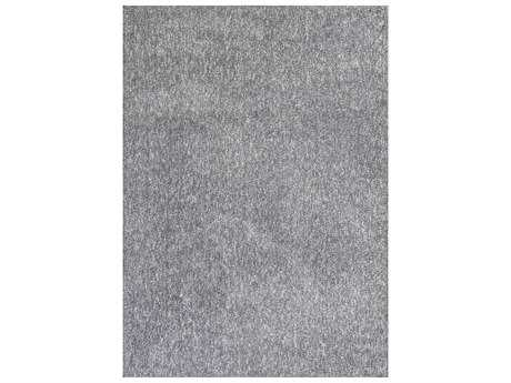 KAS Rugs Bliss Grey Heather Rectangular Area Rug KG1585