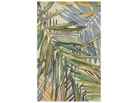 KAS Rugs Catalina Multicolor Rectangular Area Rug