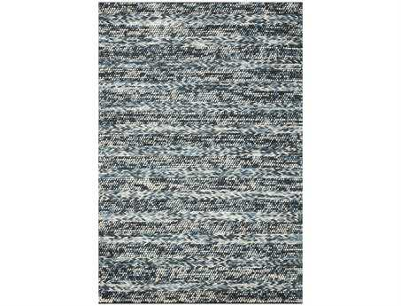 KAS Rugs Cortico Blue Heather Area Rug KG6156