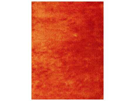 KAS Rugs Key West Orange Rectangular Area Rug