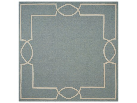 KAS Rugs Libby Langdon Hamptons Spa Square Area Rug