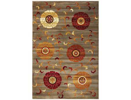 KAS Rugs Lifestyles Slate Whimsy Area Rug KG5481