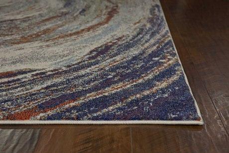 Kas Rugs Mediterra Ivory Galaxy Rectangular Area Rug
