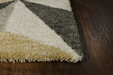 Kas Rugs Mission Ivory Visions Rectangular Area Rug