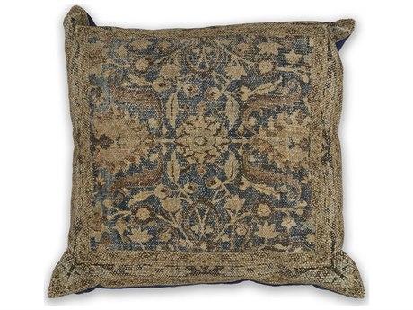 Kas Rugs Denim Rania 18'' Square Pillow KGL318