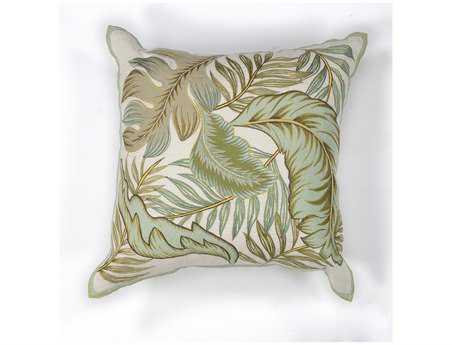 KAS Rugs Tropics Square Pillow