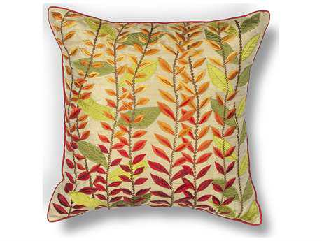 Kas Rugs Autumn Square Pillow KGL172