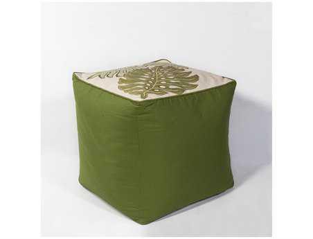 KAS Rugs Tropica Cube Pouf KGF809