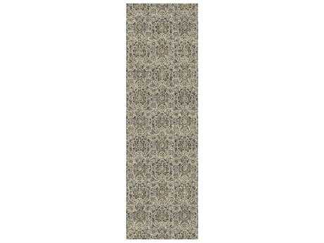 KAS Rugs Provence Silver 2'2'' x 6'11'' Runner Rug