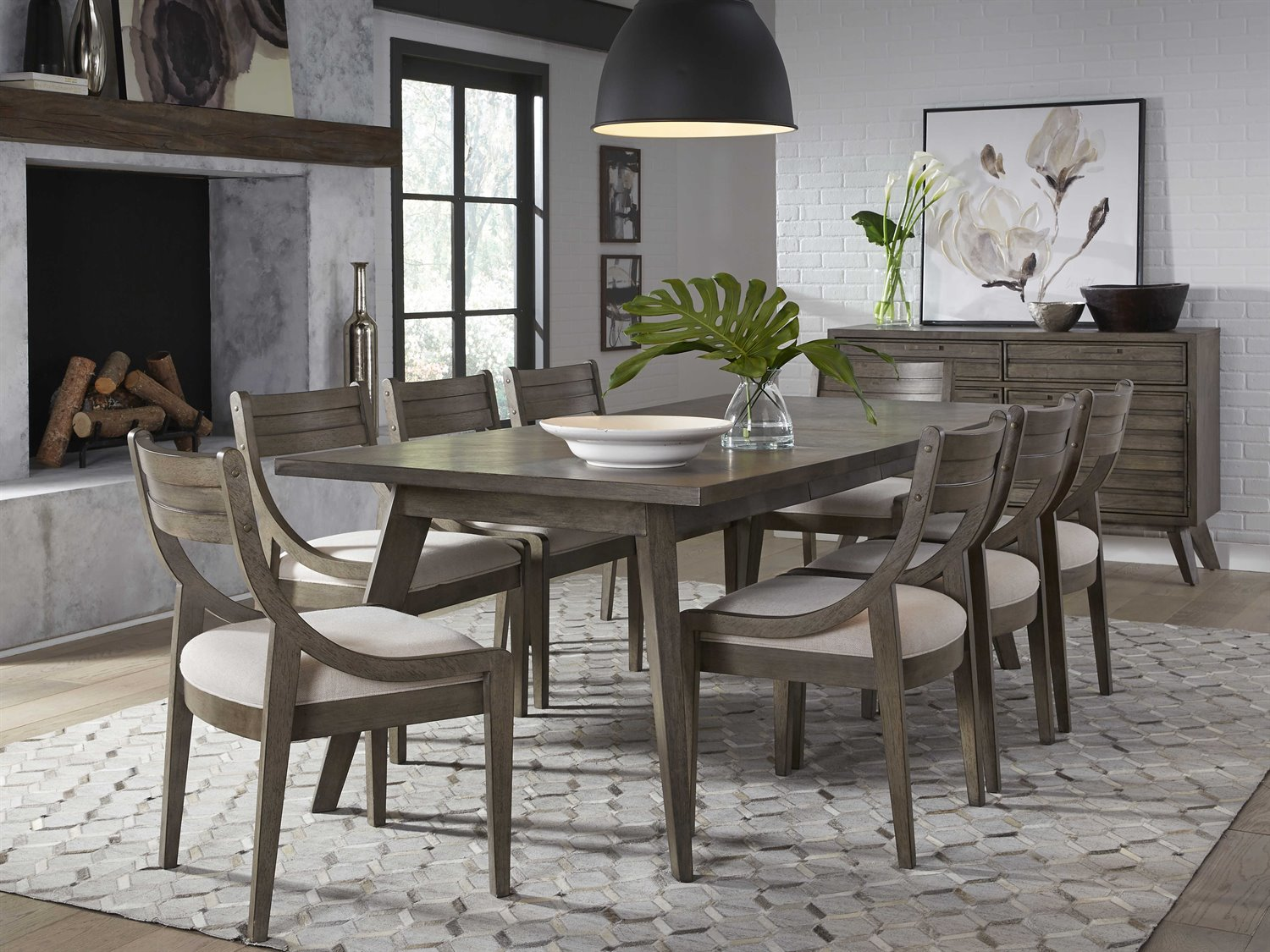 Legacy Classic Furniture Greystone, Legacy Classic Dining Room Sets