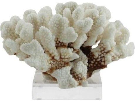 Legend of Asia Medium Stem Coral Sculpture