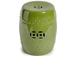 Lime Green Garden Stool