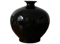 Black Pomegranate Vases