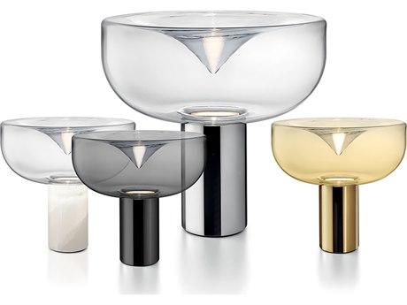 Leucos Aella Glass LED Table Lamp LEU0009BOLDTABLELAMP
