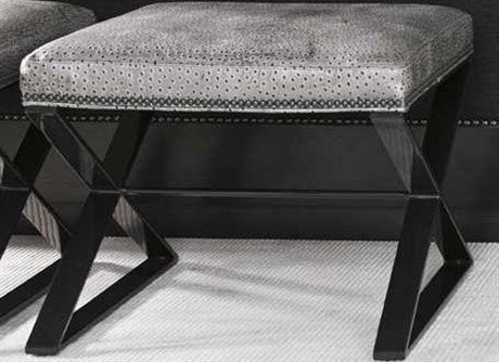 Lexington Carrera Metal Accent Bench