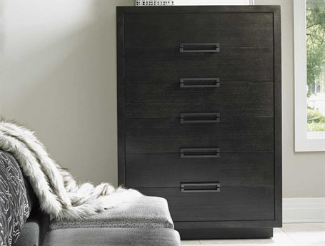 Lexington Carrera Carbon Gray Chest of Drawers