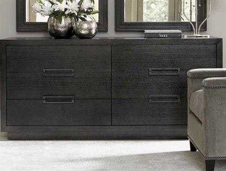 Lexington Carrera Carbon Gray Double Dresser
