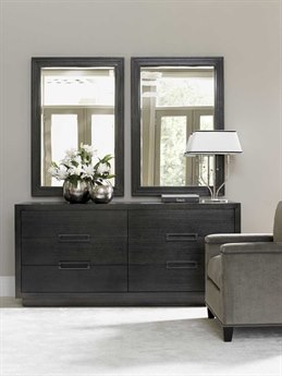Lexington Carrera Carbon Gray Double Dresser