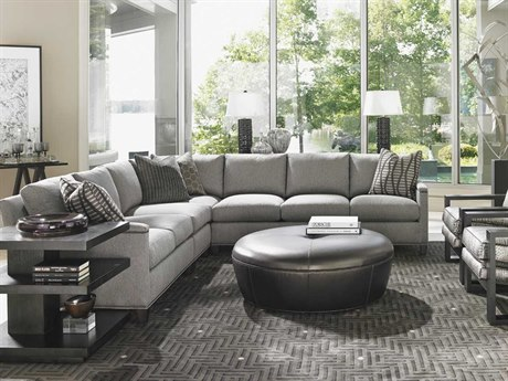Lexington Carrera Sofa Set Table Chair and Ottoman