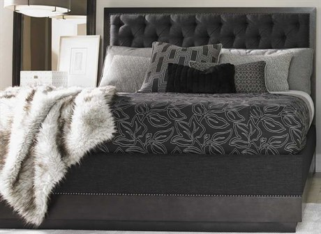 Lexington Carrera Carbon Gray King Platform Bed LX911134C