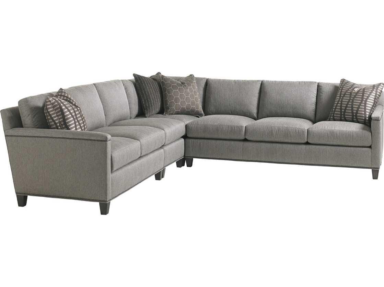 Lexington Carrera Sectional Sofa