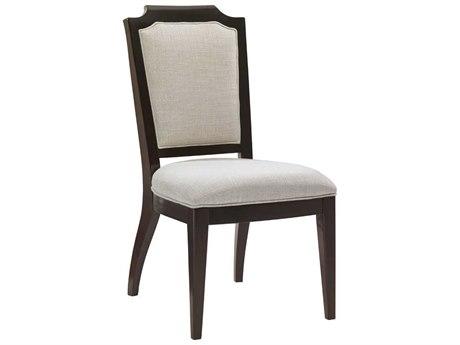 Lexington Kensington Place Oxford Brown Side Dining Chair