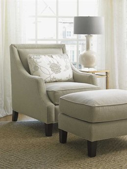 Lexington Kensington Place Table Set Chair and Ottoman LX711811SET