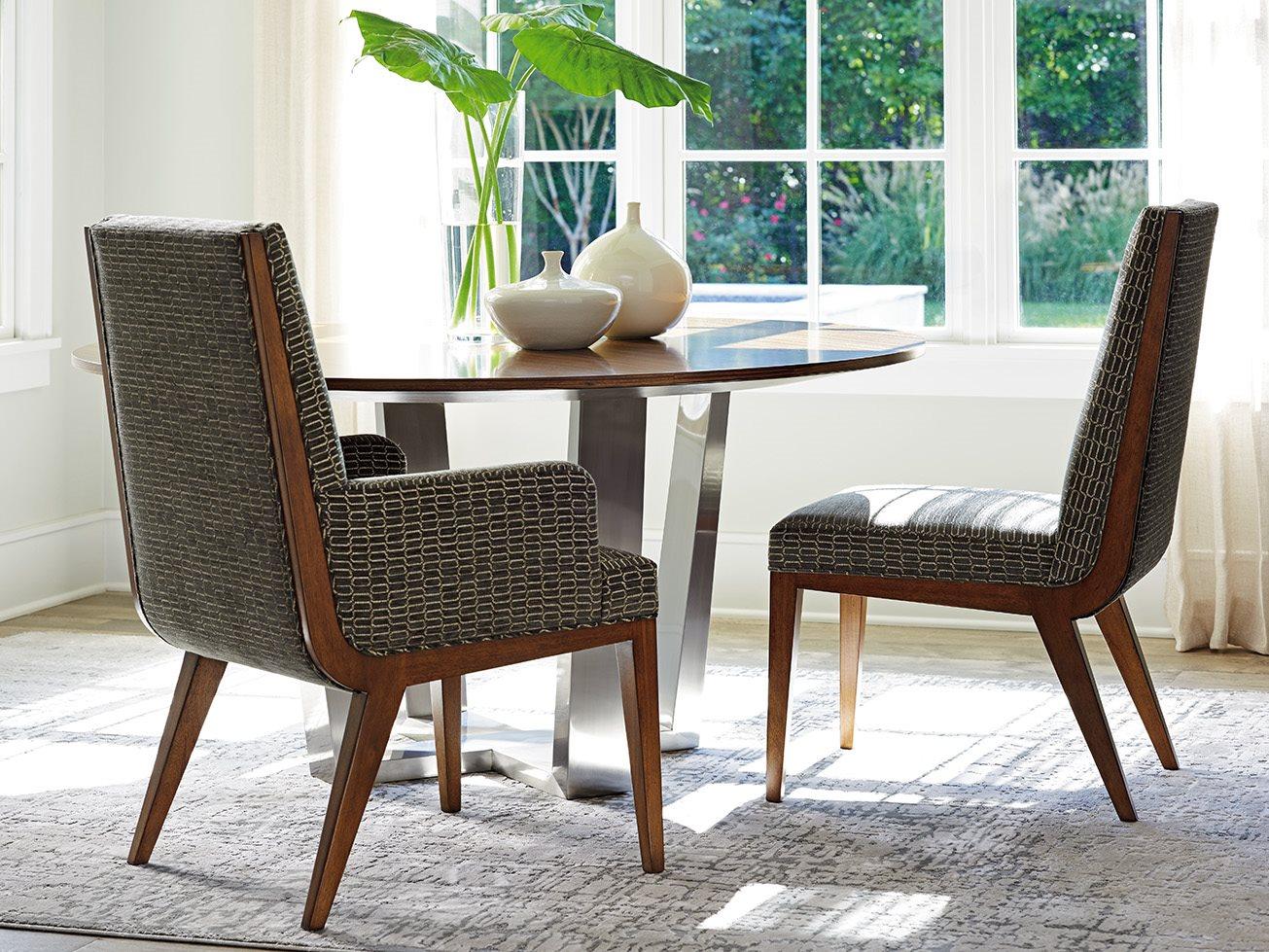 lexington dining room | Lexington Kitano Dining Room Set | LX734875CSET3
