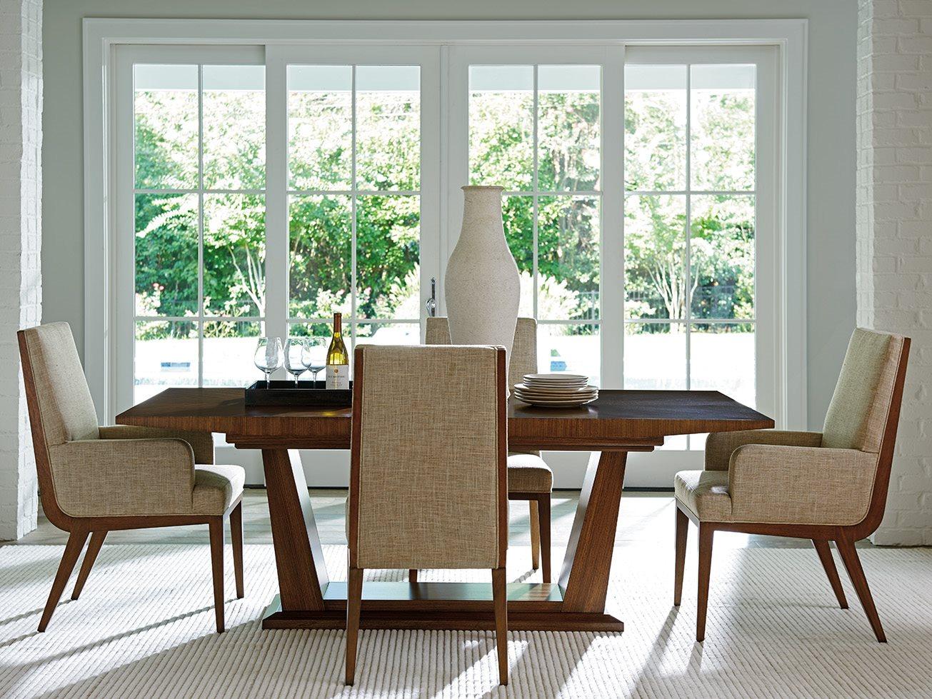 lexington dining room | Lexington Kitano Dining Room Set | LX734877CSET