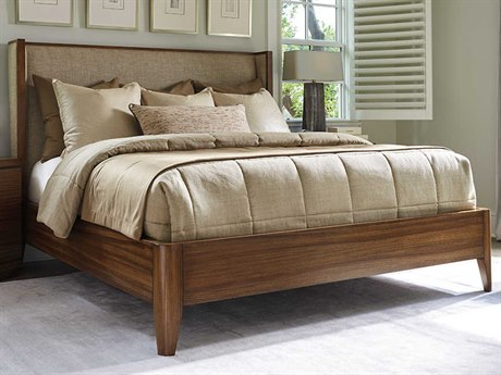 Lexington Kitano King Panel Bed