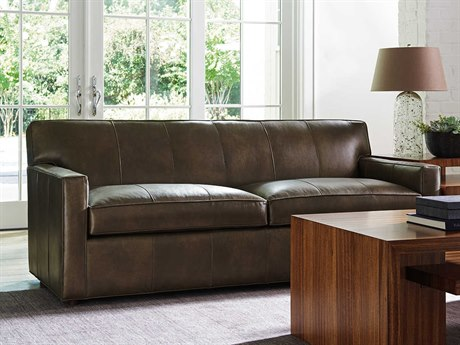 Moe S Home Collection Bolton Dark Brown Sofa Mepk100820