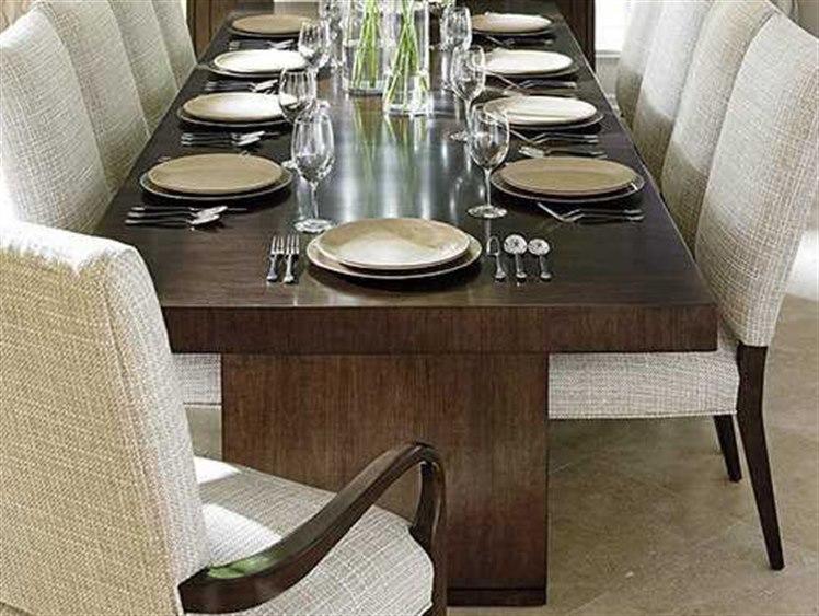 Lexington Laurel Canyon 88 Wide Rectangular Dining Table Lx721877