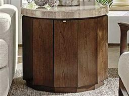 Laurel Canyon Round Drum Table