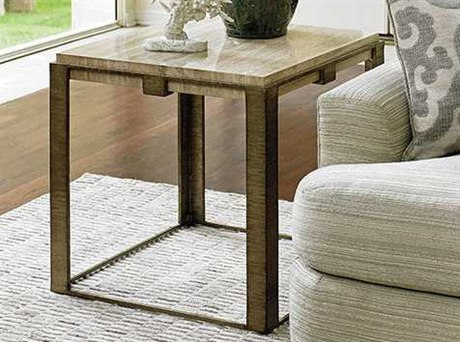 Lexington Laurel Canyon Square End Table LX721953