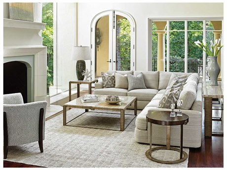 Lexington Laurel Canyon Sofa Set Table LX72194367SET