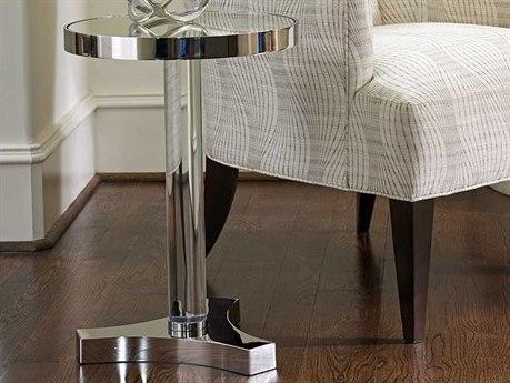 Lexington Macarthur Park Mirror Round Pedestal Table LX010729952