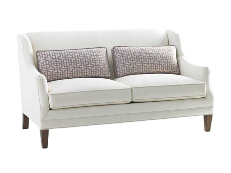 Lexington Mirage Cashmere Loveseat Sofa