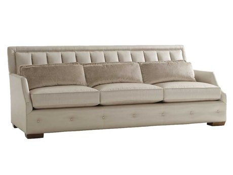 Lexington Mirage Warm Brown Cashmere Sofa Couch LX714133
