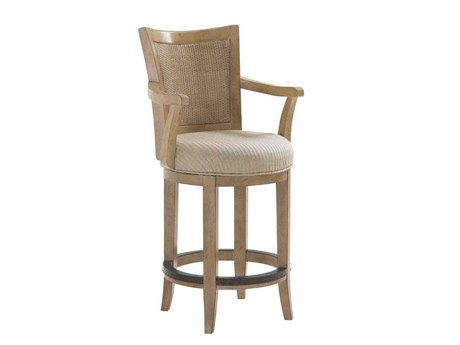 Lexington Monterey Sands Arm Counter Height Stool LX010830815