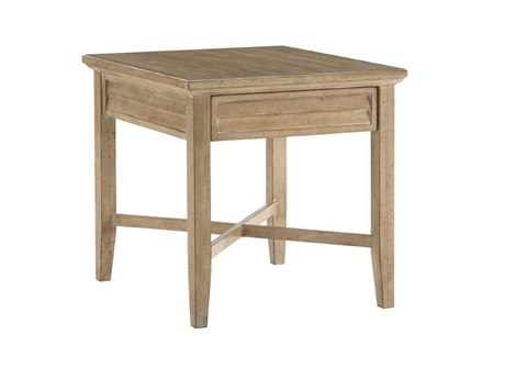 Lexington Monterey Sands Sandy Brown Cambria Rectangular End Table LX010830955