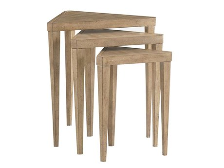 Lexington Monterey Sands Sandy Brown Cambria Nesting Table LX010830952