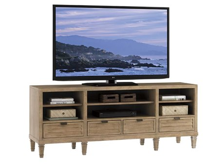 Lexington Monterey Sands Sandy Brown Cambria TV Stand LX010830907