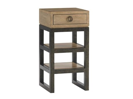 Lexington Monterey Sands Sandy Brown Cambria Square 1 Drawer Nightstand LX010830622