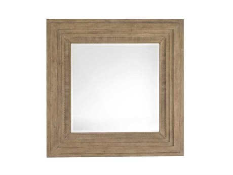 Lexington Monterey Sands Sandy Brown Cambria Wall Mirror