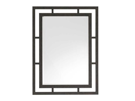 Lexington Monterey Sands Burnished Antique Bronze Wall Mirror LX010830205