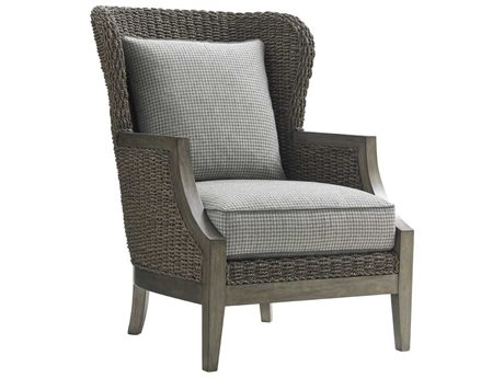Lexington Oyster Bay Misty Gray Accent Chair
