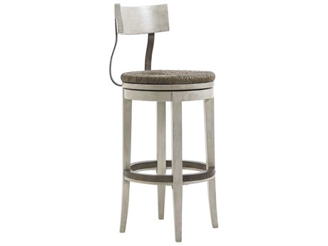 Lexington Oyster Bay Side Swivel Bar Height Stool LX71481601
